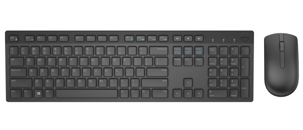 Dell Wireless Tastatur und Maus KM636 | wunderow IT GmbH | lap4worx.de