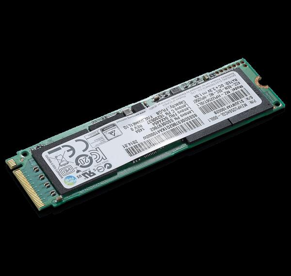 Lenovo ThinkCentre 512GB M.2 PCIe NVME SSD 4XB0Q11720 ✅ wunderow IT GmbH - Ihr Hardware Lieferant aus dem Norden