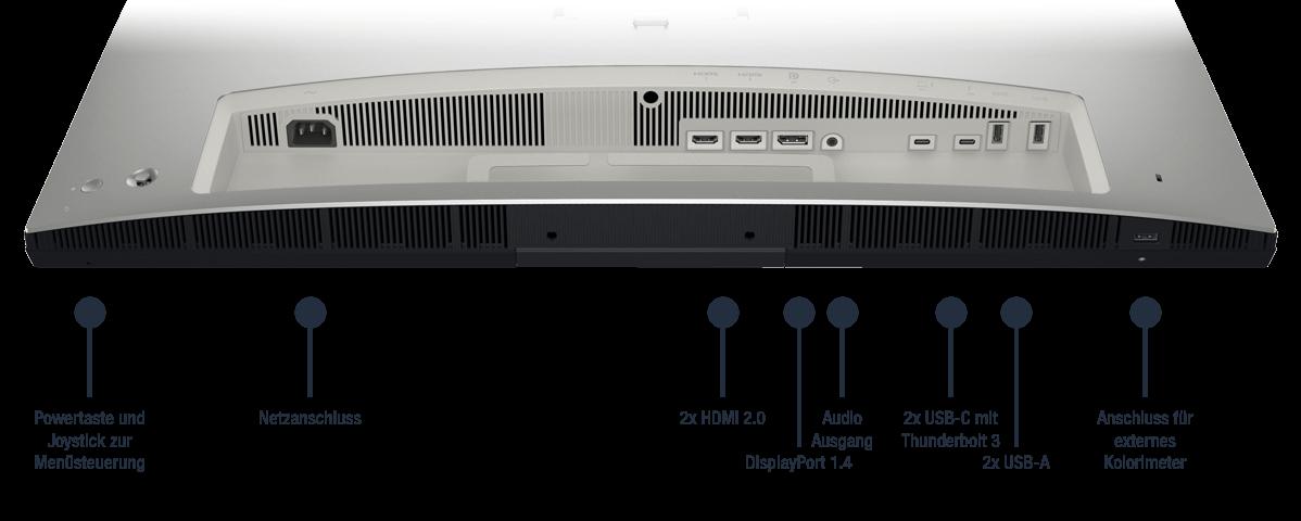 Dell-UltraSharp-UP3221Q-Anschlusse