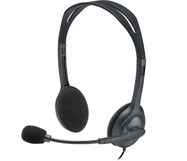Logitech H111 STEREO HEADSET 981-000593 | wunderow IT GmbH | lap4worx