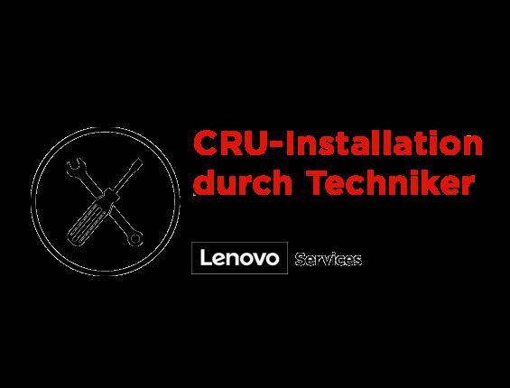 Lenovo 1 Jahr CRU-Installation 5WS0K27093 | wunderow IT GmbH | lap4worx.de