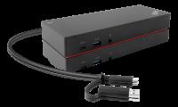 Lenovo ThinkPad Hybrid USB-C mit USB-A Dock 40AF0135EU
