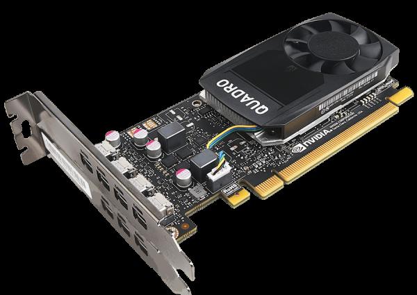 Lenovo ThinkStation Nvidia Quadro P1000 4GB GDDR5 | wunderow IT GmbH | lap4worx.de