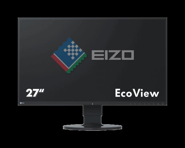 EIZO FlexScan 68.6cm (27 Zoll) EV2750-BK | wunderow IT GmbH | lap4worx.de