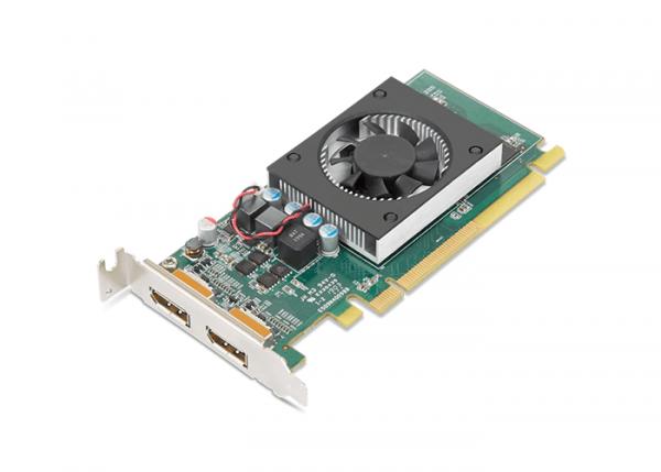 Lenovo AMD Radeon 520 2GB GDDR5 Dual-DP-Grafikkarte LP 4X60Y70140 | wunderow IT GmbH | lap4worx.de