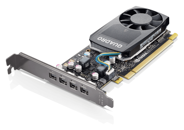 Lenovo ThinkStation Nvidia Quadro P600 2GB GDDR5 | wunderow IT GmbH | lap4worx.de