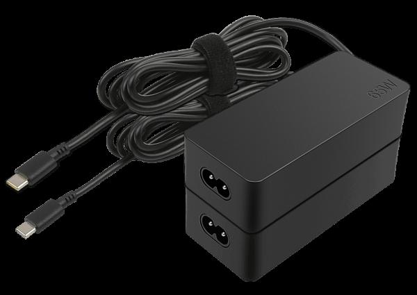 Lenovo 65W Standard-Netzteil USB Typ-C 4X20M26272 | wunderow IT GmbH | lap4worx.de