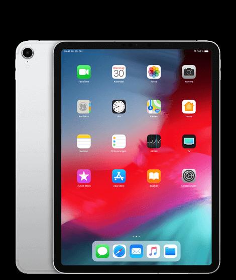 "Apple iPad Pro 11"" 256GB Wi-Fi+Cellular | wunderow IT GmbH | lap4worx.de"