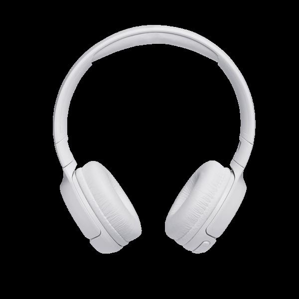 JBL TUNE500BT Kopfhörer Bluetooth Headset by HARMAN in Weiß fürs Home-Office