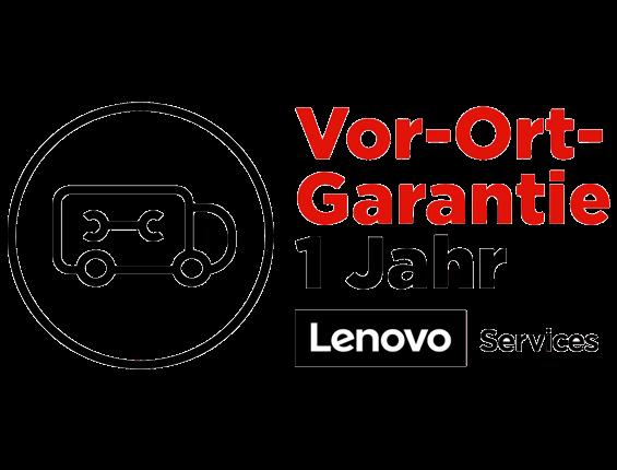 Lenovo Service Upgrade auf 1 Jahr Vor-Ort-Service 5WS0Q81885 | wunderow IT GmbH | lap4worx.de