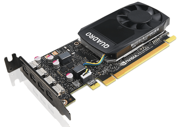 Lenovo ThinkStation Nvidia Quadro P1000 4GB GDDR5 | wunderow IT GmbH | lap4worx.de