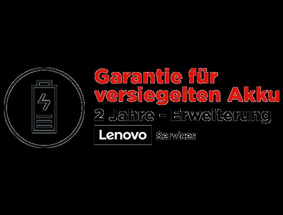 Lenovo 2 Jahre Sealed Battery Service 5WS0L01987 | wunderow IT GmbH | lap4worx.de