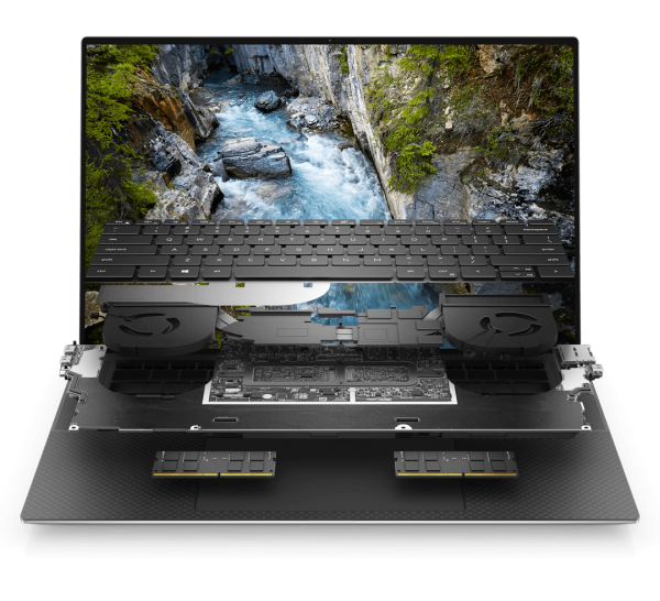 Dell Precision 5550 Aufbau
