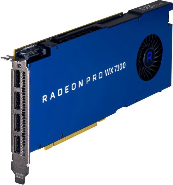 Dell AMD Radeon Pro WX7100 8GB 4 DP - 490-BDRL | wunderow IT GmbH | lap4worx.de