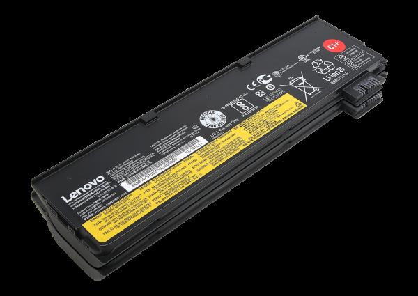 Lenovo ThinkPad Battery 61+ 4X50M08811