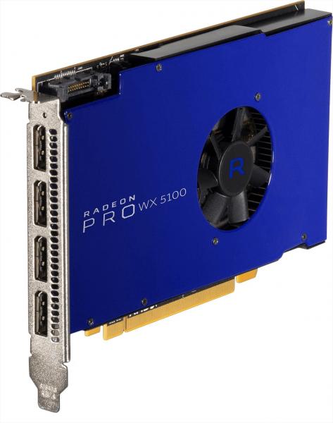 Dell AMD Radeon Pro WX5100 8GB 4 DP - 490-BDYI   wunderow IT GmbH   lap4worx.de