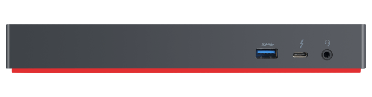 Lenovo ThinkPad Thunderbolt 3 Workstation Dock Gen. 2 Anschlüsse