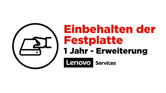 Lenovo 1 Jahr Keep Your Drive 5PS0K26189 | wunderow IT GmbH | lap4worx.de
