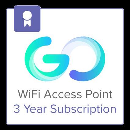 Cisco Meraki GO WiFi Lizenz 3 Jahre LIC-GR-3YR | wunderow IT GmbH | lap4worx.de