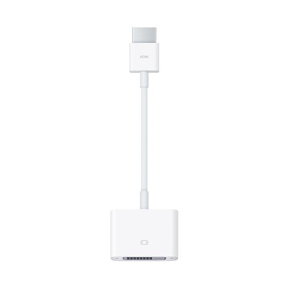 Apple HDMI auf DVI Adapter MJVU2ZM/A
