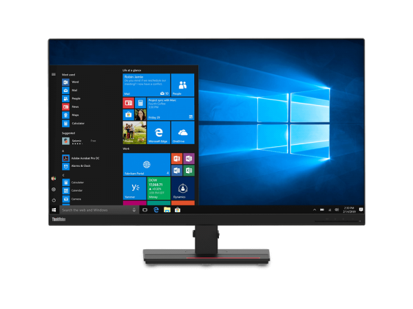Lenovo ThinkVision T32p-20 61F2GAT2EU | wunderow IT GmbH | lap4worx.de