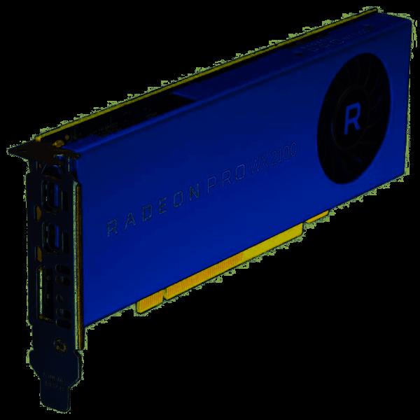 Dell AMD Radeon Pro WX2100 2GB 2 mDP 1 DP - 490-BDZR | wunderow IT GmbH | lap4worx.de