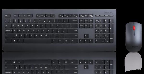 Lenovo Professional Wireless Tastatur und Maus Combo 4X30H56809