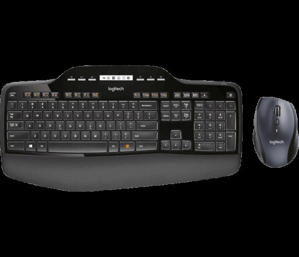 Logitech WIRELESS DESKTOP MK710 920-002420 | wunderow IT GmbH | lap4worx.de