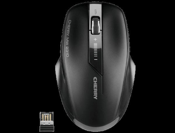 CHERRY MW 2310 Laptop Funk Maus ✅