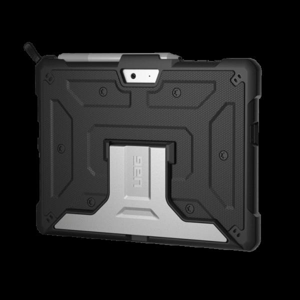 UAG Metropolis Series Black Rugged Case für Surface Go 321076114040