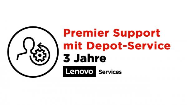 Lenovo Premier Support 3 Jahre 5WS1A40292 | wunderow IT GmbH | lap4worx.de