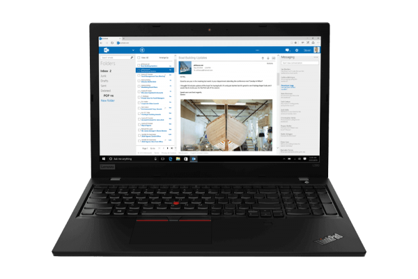 Lenovo ThinkPad L590 mit LTE 20Q700ANGE | wunderow IT GmbH | lap4worx.de