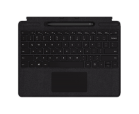 Microsoft Surface Pro X Signature Keyboard mit Surface Slim Pen Bundle QJV-00005