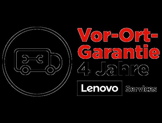 Lenovo Service Upgrade auf 4 Jahre Vor-Ort-Service 5WS0A23821 | wunderow IT GmbH | lap4worx.de