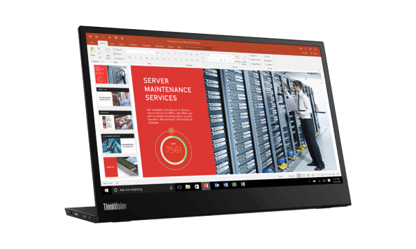 Lenovo ThinkVision M14 61DDUAT6EU | wunderow IT GmbH | lap4worx.de