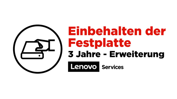 Lenovo 3 Jahre Keep Your Drive 5PS0L20549 | wunderow IT GmbH | lap4worx.de