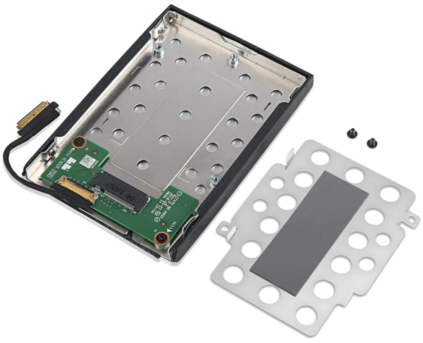 Lenovo ThinkPad M.2 SSD Einbaurahmen 4XF0N82414