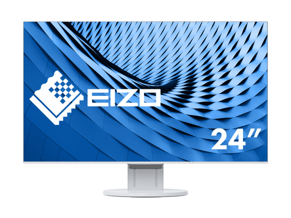 EIZO FlexScan 60.5cm (23.8 Zoll) EV2451-WT | wunderow IT GmbH | lap4worx.de