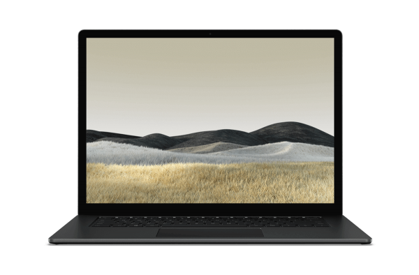 Microsoft Surface Laptop 3 - 15 Zoll i5 8GB 256GB Schwarz | wunderow IT GmbH | lap4worx.de