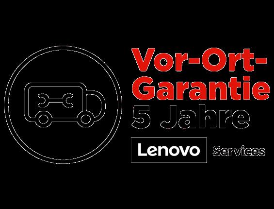 Lenovo Service Upgrade von 3 Jahre Depot/CCI auf 5 Jahre Vor-Ort-Reparatur 5WS0E97394 | wunderow IT GmbH | lap4worx.de