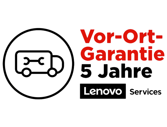 Lenovo Service Upgrade auf 5 Jahre Vor-Ort-Service 5WS0E84924 | wunderow IT GmbH | lap4worx.de