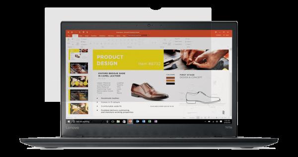 Lenovo Privacy Filter ThinkPad T470s | wunderow IT GmbH | lap4worx.de