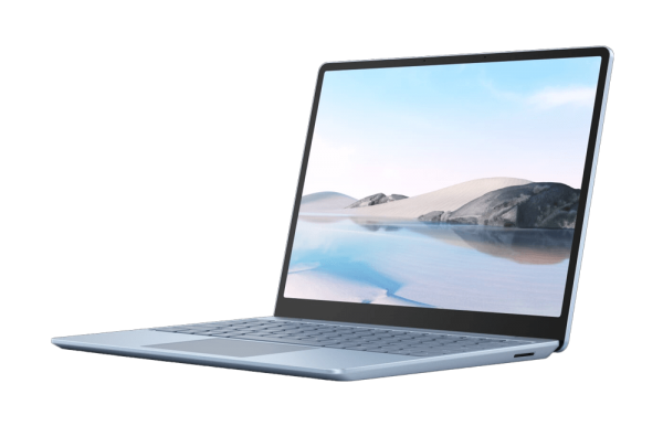 Microsoft Surface Laptop Go i5 8GB 256GB Win10Pro Eisblau TNV-00027 | wunderow IT GmbH | lap4worx.de