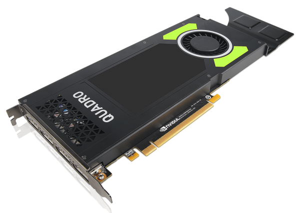 Lenovo ThinkStation Nvidia Quadro P4000 8GB GDDR5 | wunderow IT GmbH | lap4worx.de