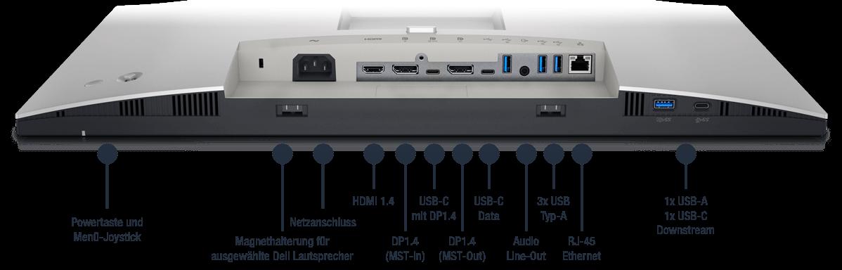 Dell-UltraSharp-U2422HE-Anschlusse
