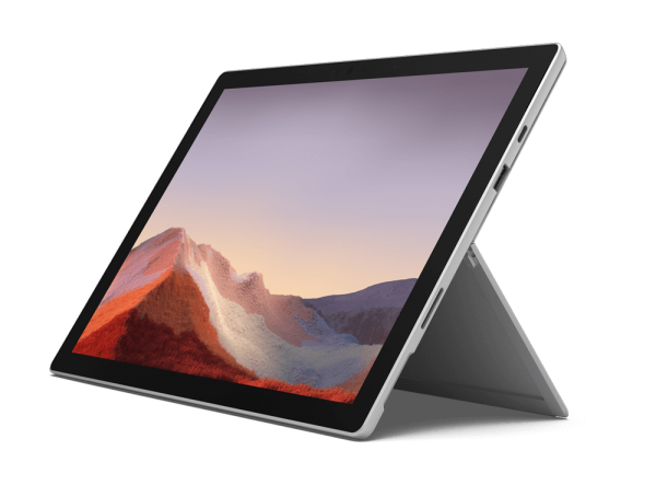 Microsoft Surface Pro 7+ i5 16GB 256GB LTE Platin 1S4-00003 | wunderow IT GmbH | lap4worx.de
