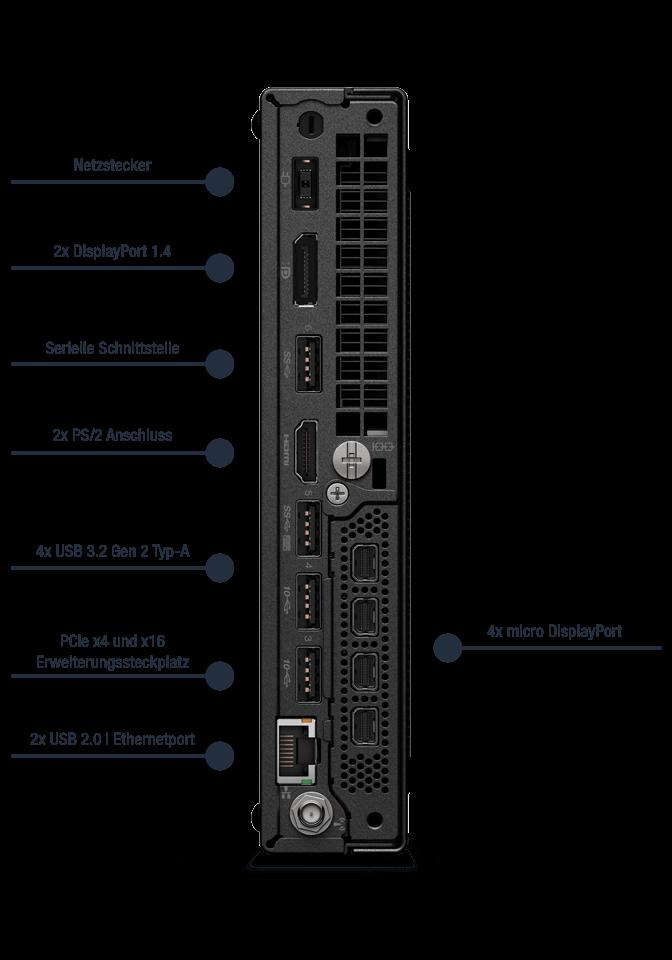 Lenovo-ThinkStation-P350-Tiny-Anschlusse03