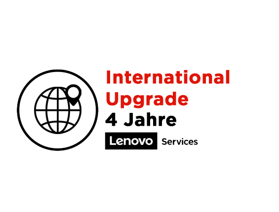 Lenovo 4 Jahre Internationale Garantieerweiterung 5PS0L55152 | wunderow IT GmbH | lap4worx.de