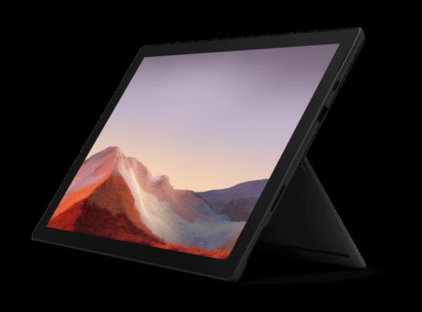 Microsoft Surface Pro 7 i5 8GB RAM 256GB SSD Win10Pro Schwarz PVR-00018 | wunderow IT GmbH | lap4worx.de