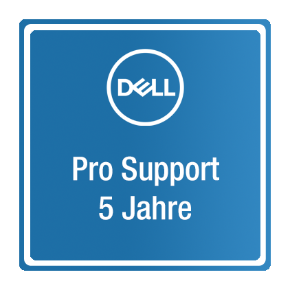 Dell 5 Jahre Pro Support Upgrade | wunderow IT GmbH | lap4worx.de